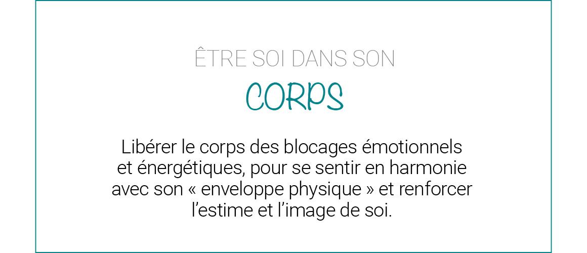 Blocages émotionnels - corps - Olivier Pravert